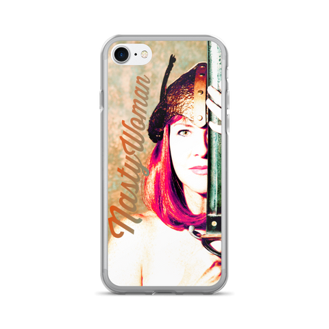 """Nasty Woman"" iPhone 7/7 Plus Case"