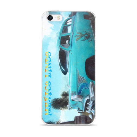"""Mexico Lindo"" iPhone 5/5s/Se, 6/6s, 6/6s Plus Case"