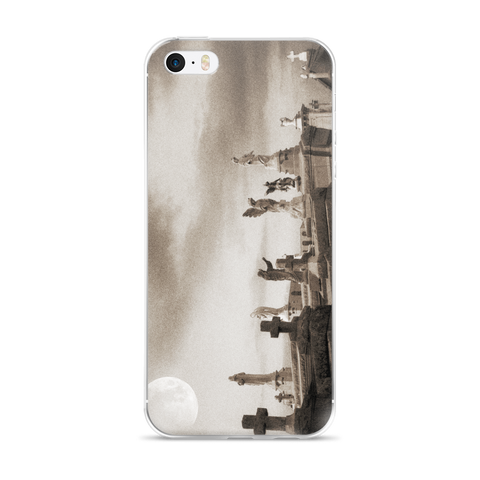 """New Orleans Style"" iPhone 5/5s/Se, 6/6s, 6/6s Plus Case"