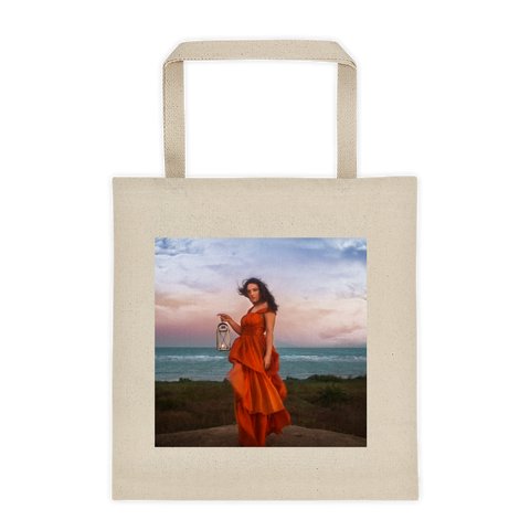 """Light Keeper"" Tote bag"