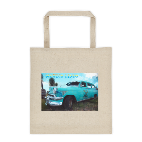 """Mexico Lindo"" Tote bag"