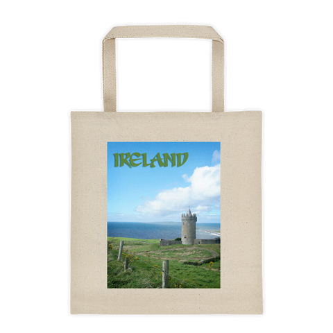 """Ireland"" Tote bag"