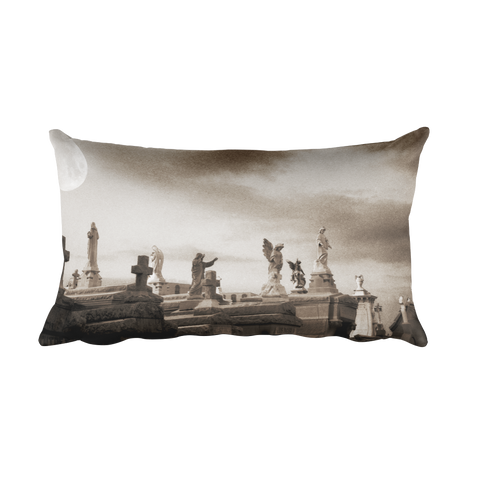 """New Orleans Style"" Rectangular Pillow"