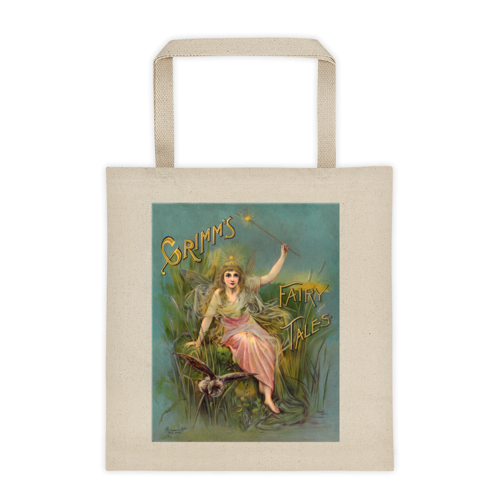 Grimm's Fairy Tales Tote Bag