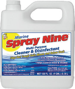 Marine Spray Nine Gallon