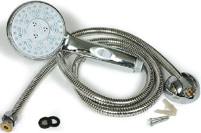 Shower Head Kit-Chrome