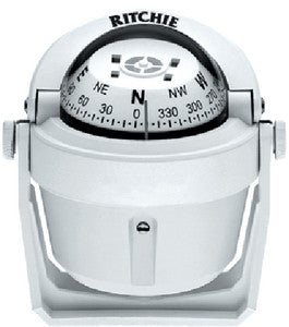Explorer Compass White-Bkt/Mt
