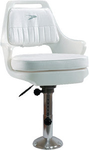 Chair W12-18in Adj Ped & Slide