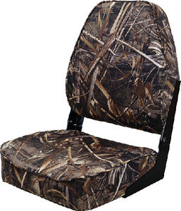 Seat High Back Max5 Camo