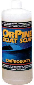 Orpine Boat Soap - Quart