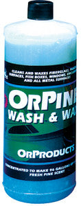 Orpine Wash & Wax - Qt