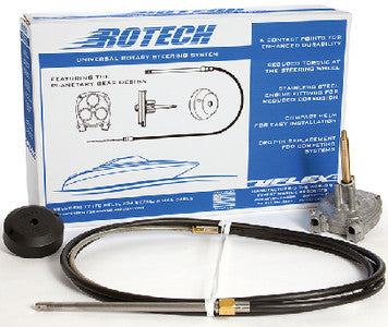 Rotech Steering System 10ft