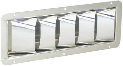 Louvered Vent Ss