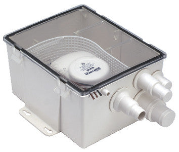 Shower Pump System 500 Gph 12v