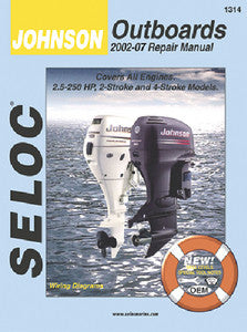 Man Jn 02-07 3.5-250hp All O/B