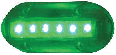 Led Hi-Intens Underwater Green