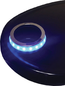 Led Cup Hold Accent Ring Blue