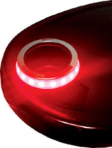 Led Cup Holder Ring  Red