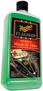 Flagship Prem Wash-N-Wax 32oz