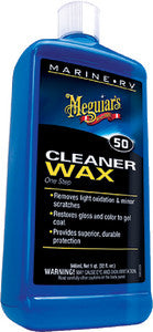 1 Step Boat Cleaner/Wax 32 Oz