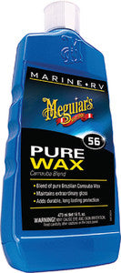 Boat/Rv Pure Wax 16 Oz