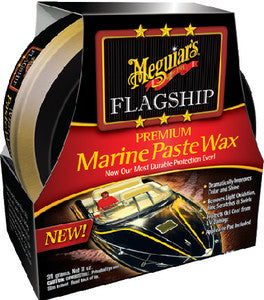 Marine Paste Wax 11 Oz