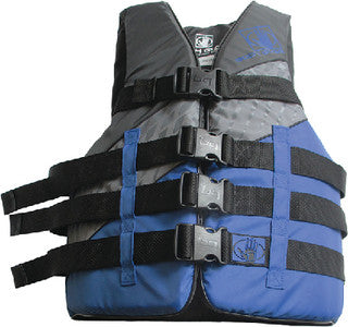 Tweedle Pfd Blue 2xl/3xl