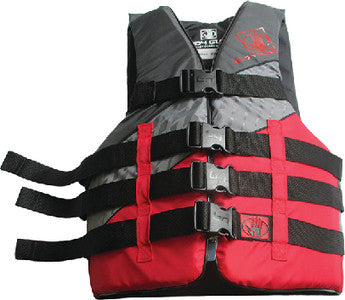 Tweedle Pfd Red 2xl/3xl