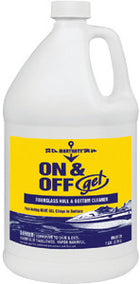 On/Off Gel Hull/Btm Clnr-Gl@4