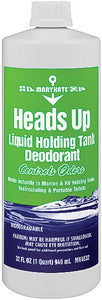 Heads Up Deodorant - Qt.