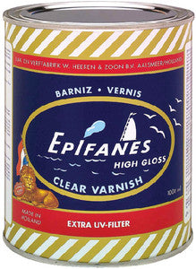 Clear Gloss Varnish      Quart