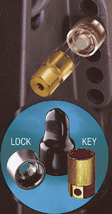 Outboard Lock Single Small O/B