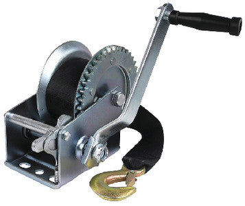 Manual Trailer Winch - 1200 Lb