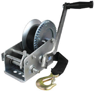 Manual Trailer Winch-2000 Lb