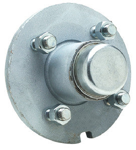 Cast Wheel Hub - 1 4-Stud
