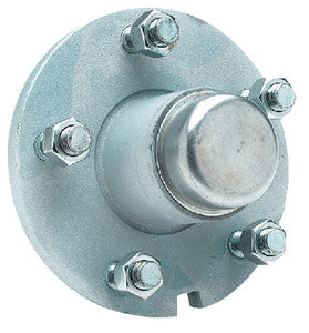 Cast Wheel Hub - 1 5-Stud