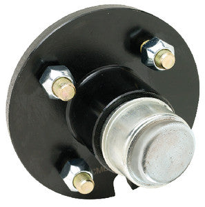 Cast Wheel Hub-1  4-Stud Paint