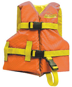 Orange/Yello Child Vest 20-25