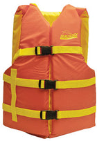 Orng/Yel Xl Adult Vest 40-60