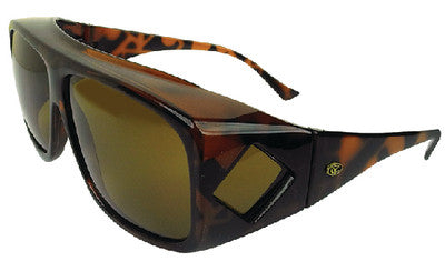 Ot Tort Frame Brown Large