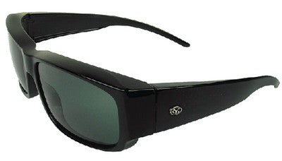 Ot Blk Frame Grey/Green Small