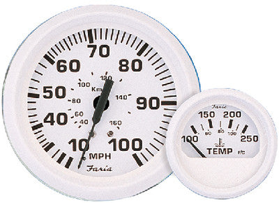 Dress White Tach 6000 Rpm For