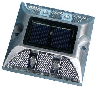 Solar Aluminum Dock Light