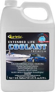 Ext Life Coolant 50/50 Gl @6
