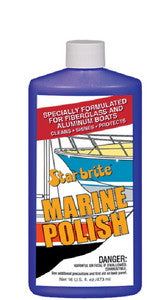 Marine Polish 16 Fl Oz.