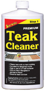 Teak Cleaner-Quart