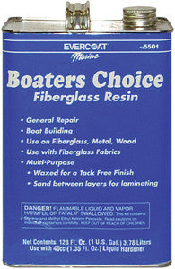 Boaters Choice Resin Gl W/Hdnr