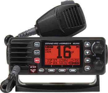 Eclipse Fixed Mount Vhf Black