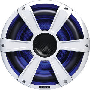 Subwoofer-Perf 10  Led White