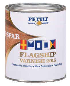 Flagship Varnish-Quart